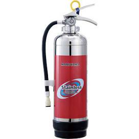 消火器ハンドル 電解研磨